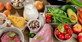 7 правил правильного питания