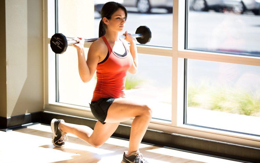 Программа тренировок на похудения и тонус мышц