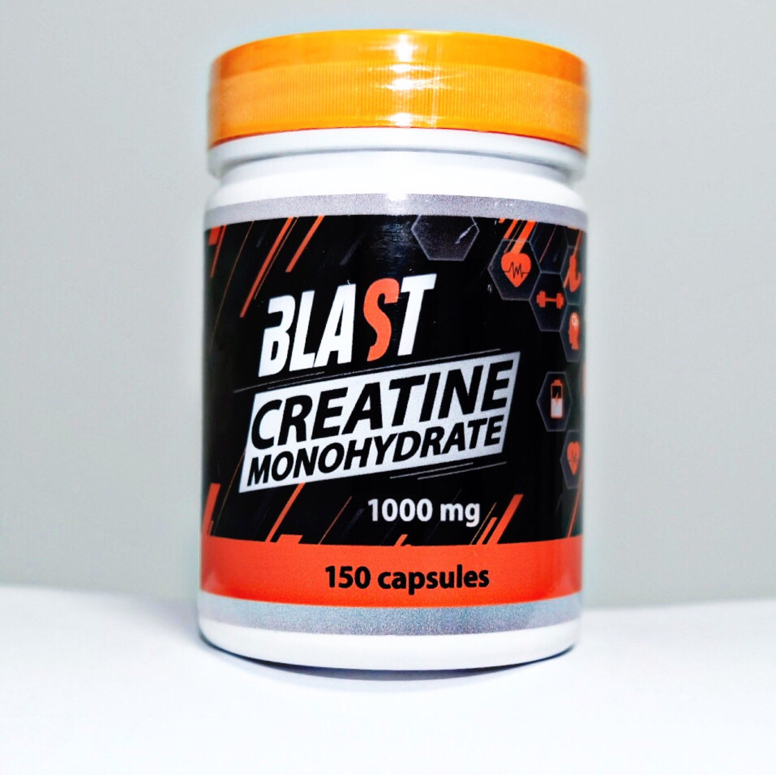 CREATINE MONOHYDRATE BLAST