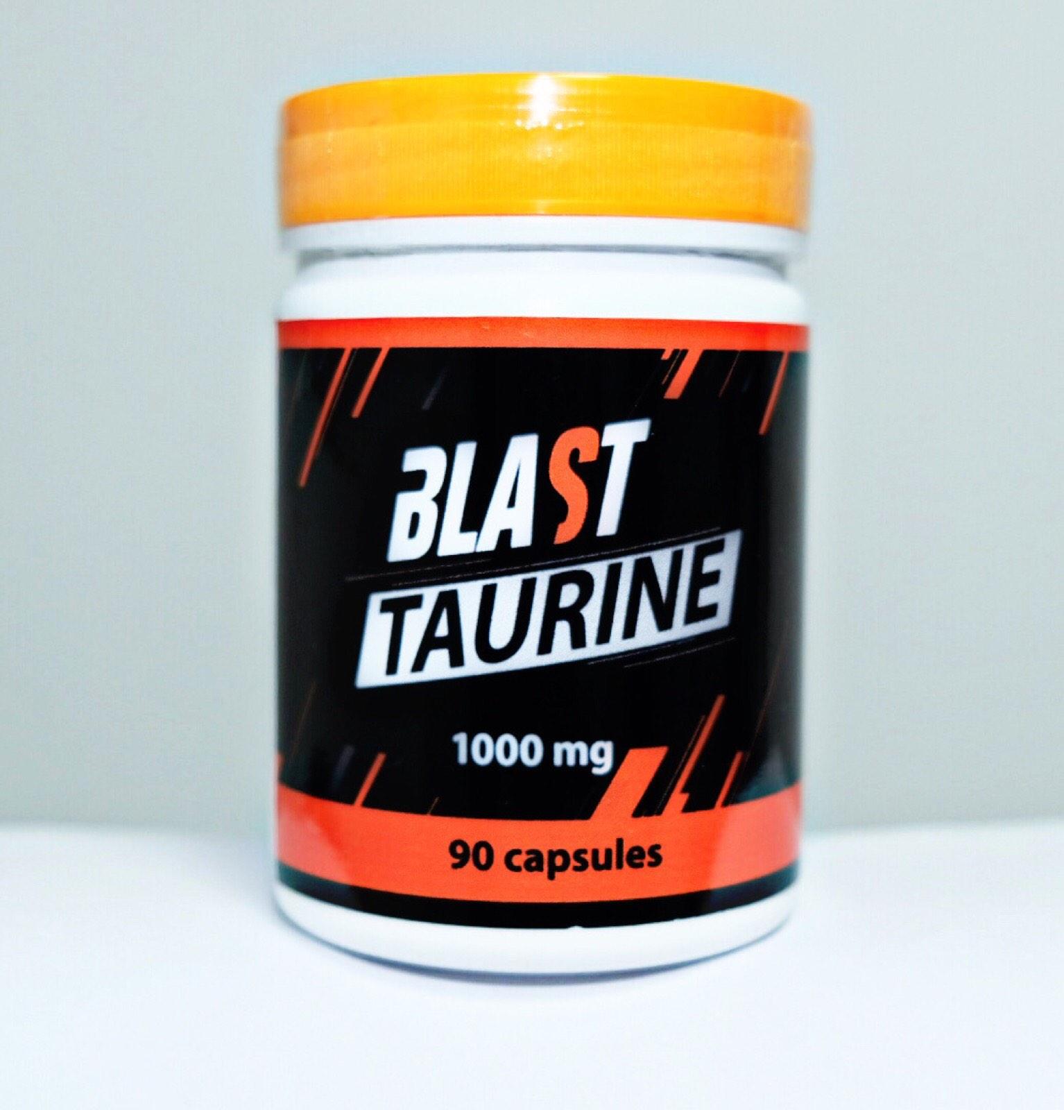 TAURINE BLAST