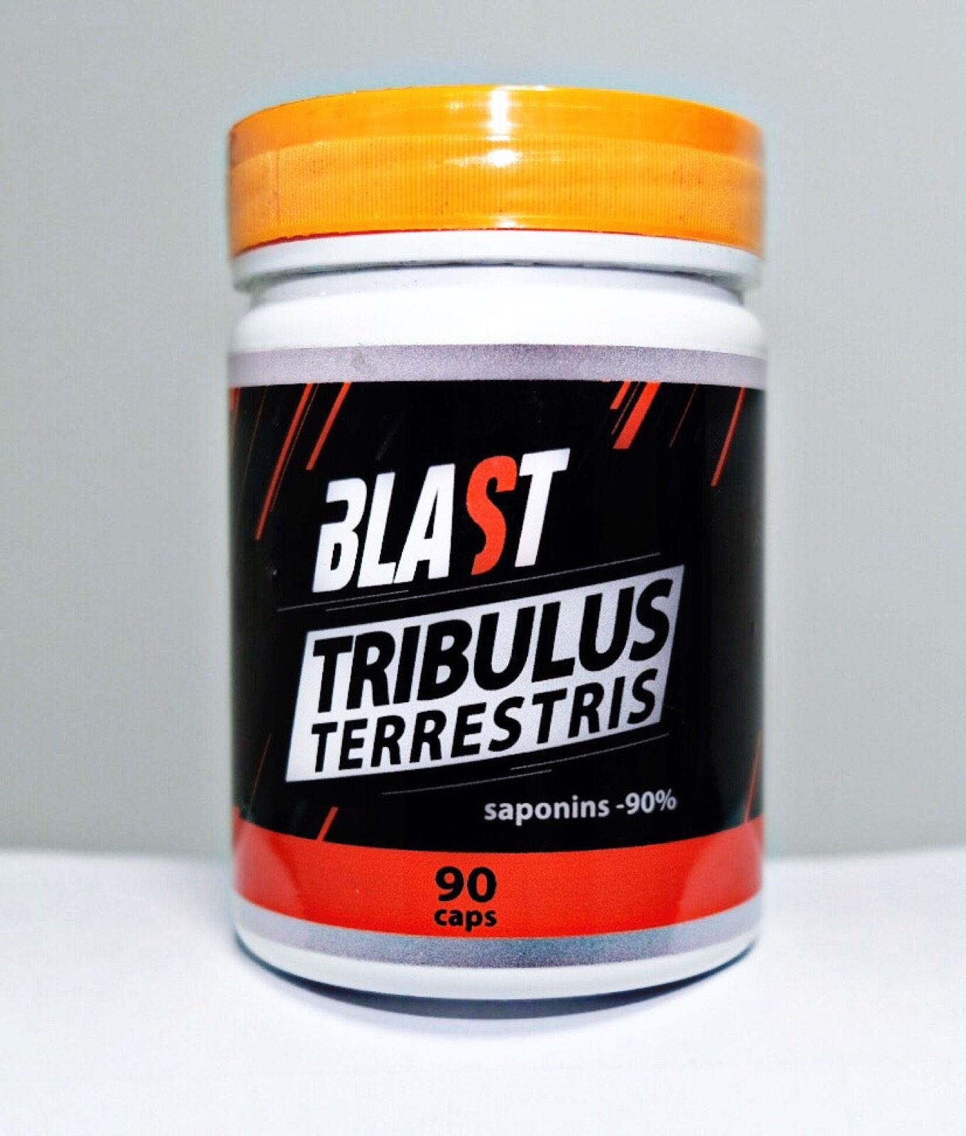 TRIBULUS TERRESTRIS 90 saponins