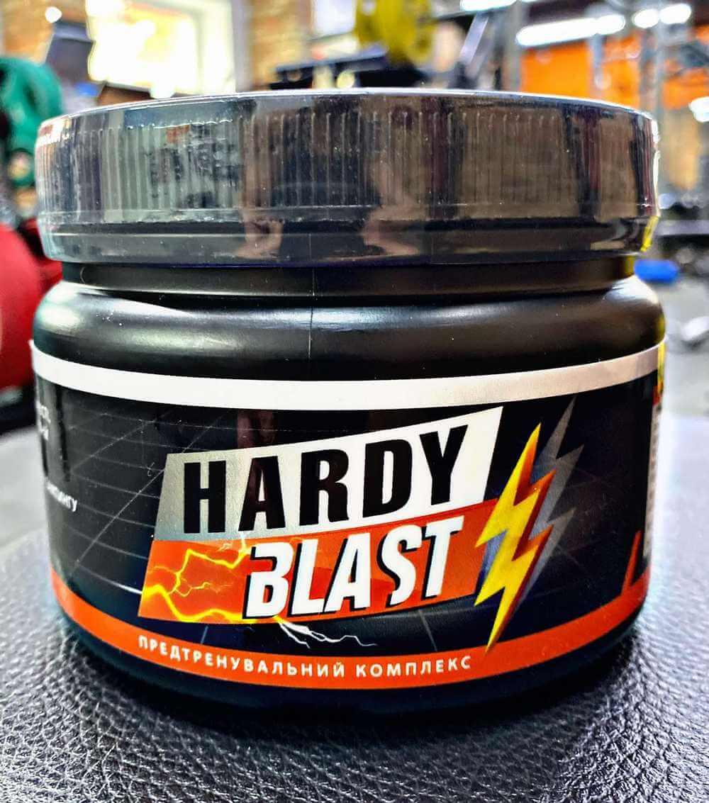 HARDY BLAST